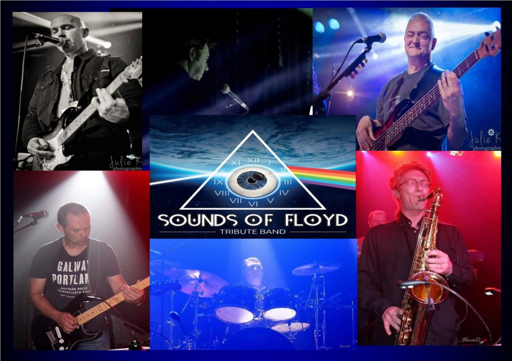 musiciens sounds of floyd