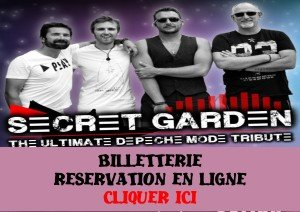 bouton billetterie secret garden